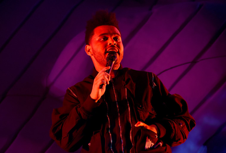 "The Weeknd working on new album: ""Chapter 6 coming soon!"""