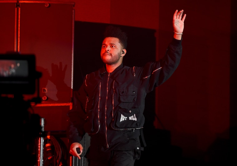 The Weeknd drops limited-edition <i>Kiss Land</i> merch in honor of album's five year anniversary