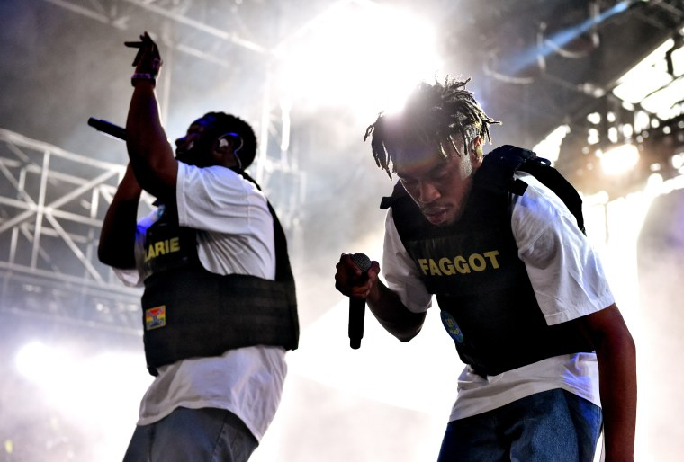 Brockhampton issue open casting call for fans in London