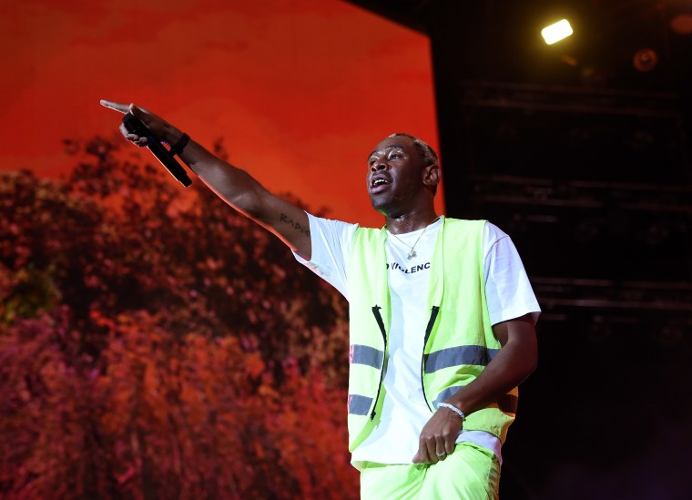 "Tyler, The Creator's home furnishings line is ""likely launching"" next year"