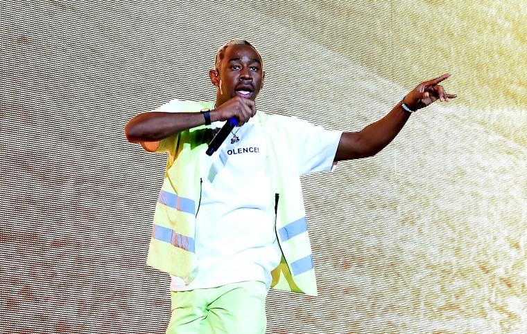 Tyler the Creator has scored his first no.1 with <i>IGOR</i>
