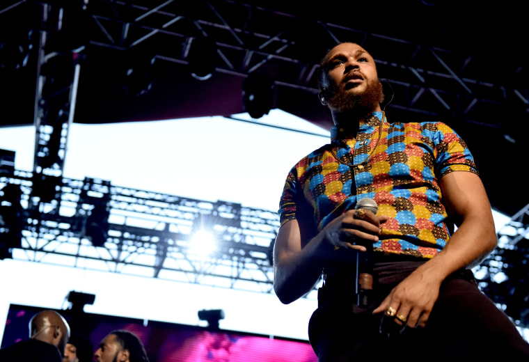 "Listen to Jidenna's ""Tribe"" and ""Sufi Woman"""