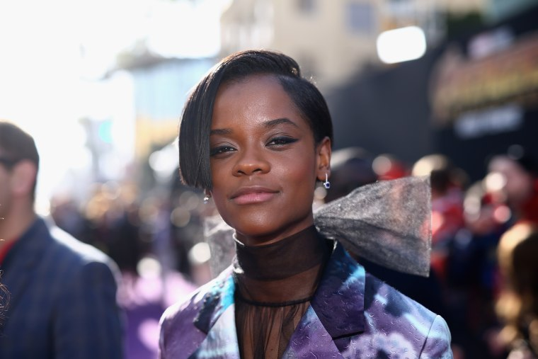 Letitia Wright says Shuri is ready to take over Wakanda