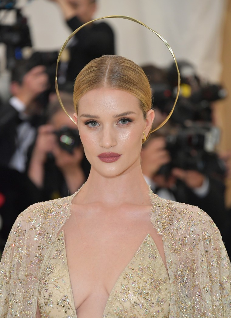 Ornate headpieces were the move on this year's Met Gala red carpet