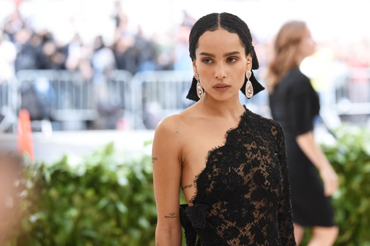 Zoë Kravitz will star in a High Fidelity television series
