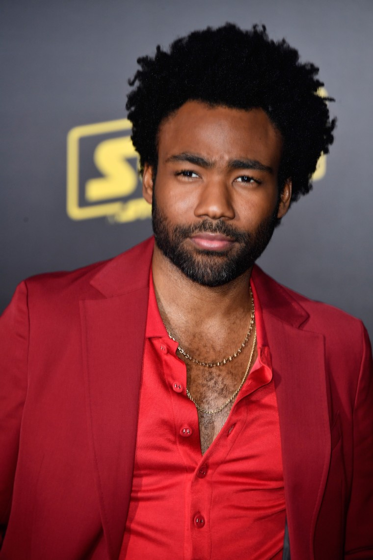 Donald Glover says Stevie Wonder has watched <I>Atlanta</i>