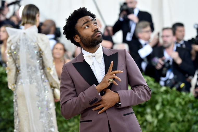 Childish Gambino's album sales rose 419 percent this week