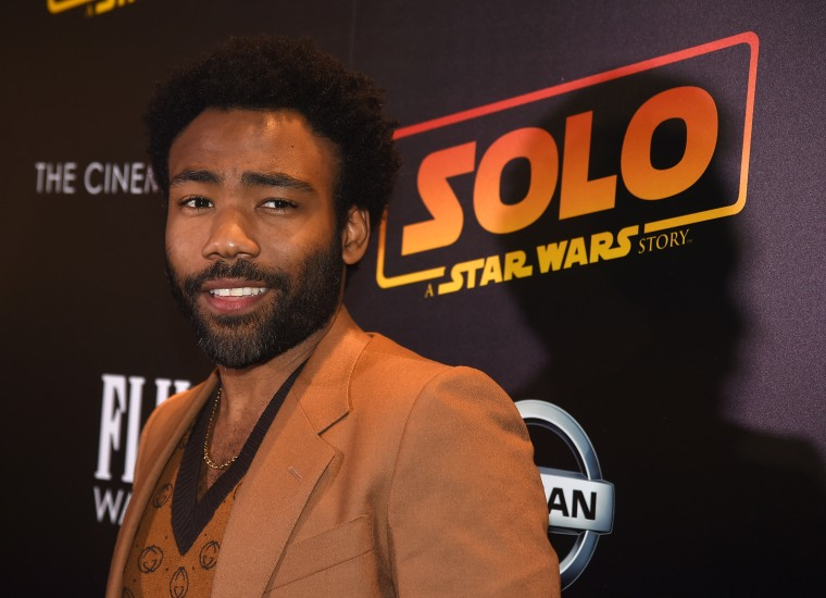 "Donald Glover says his <i>Star Wars</i> movie would be ""<i>Frasier</i> in Space"""