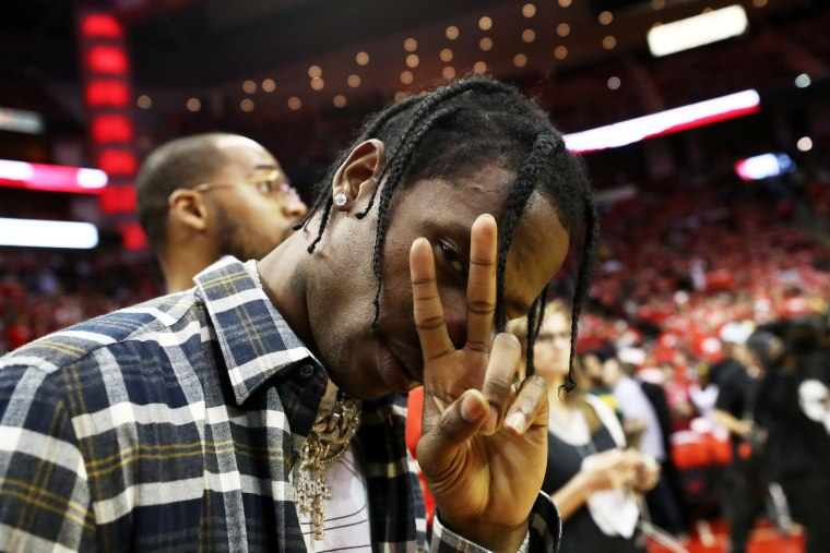 Each of the 17 tracks on <i>ASTROWORLD</i> have charted on the Billboard Hot 100