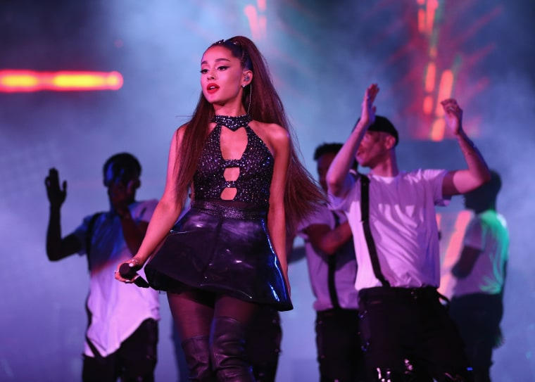 Ariana Grande Is Suing Forever 21 for $10 Million
