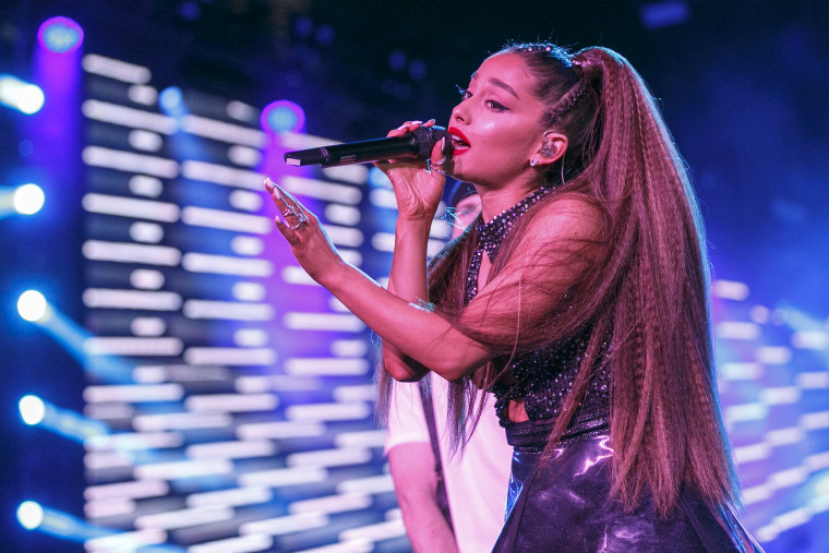 Ariana Grande responds to criticism over Manchester Pride appearance