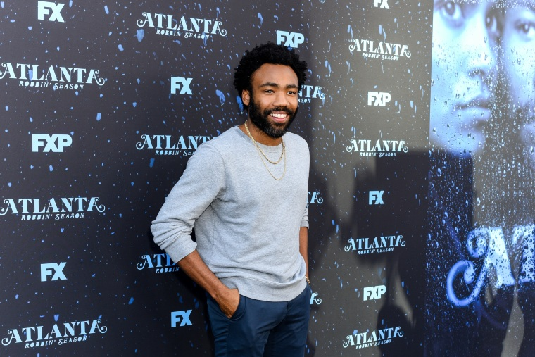 Childish Gambino reflected on Mac Miller's death during his concert