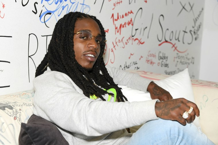 Jacquees covers Daniel Caesar, Ginuwine, and more on <i>Quemix 3</i> project