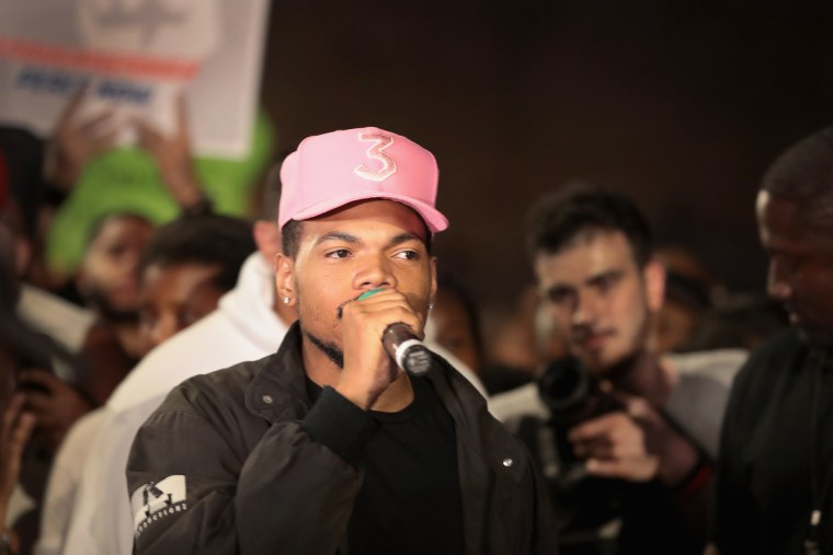 Chance The Rapper pledges $1 million to mental health services in Chicago
