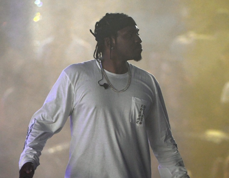 Pusha-T cancels a number of upcoming DAYTONA tour dates