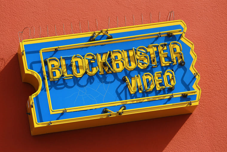 Only one operating Blockbuster remains on the planet