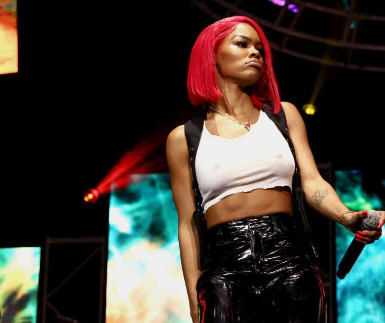 Teyana Taylor says that she and Ty Dolla $ign are making an album