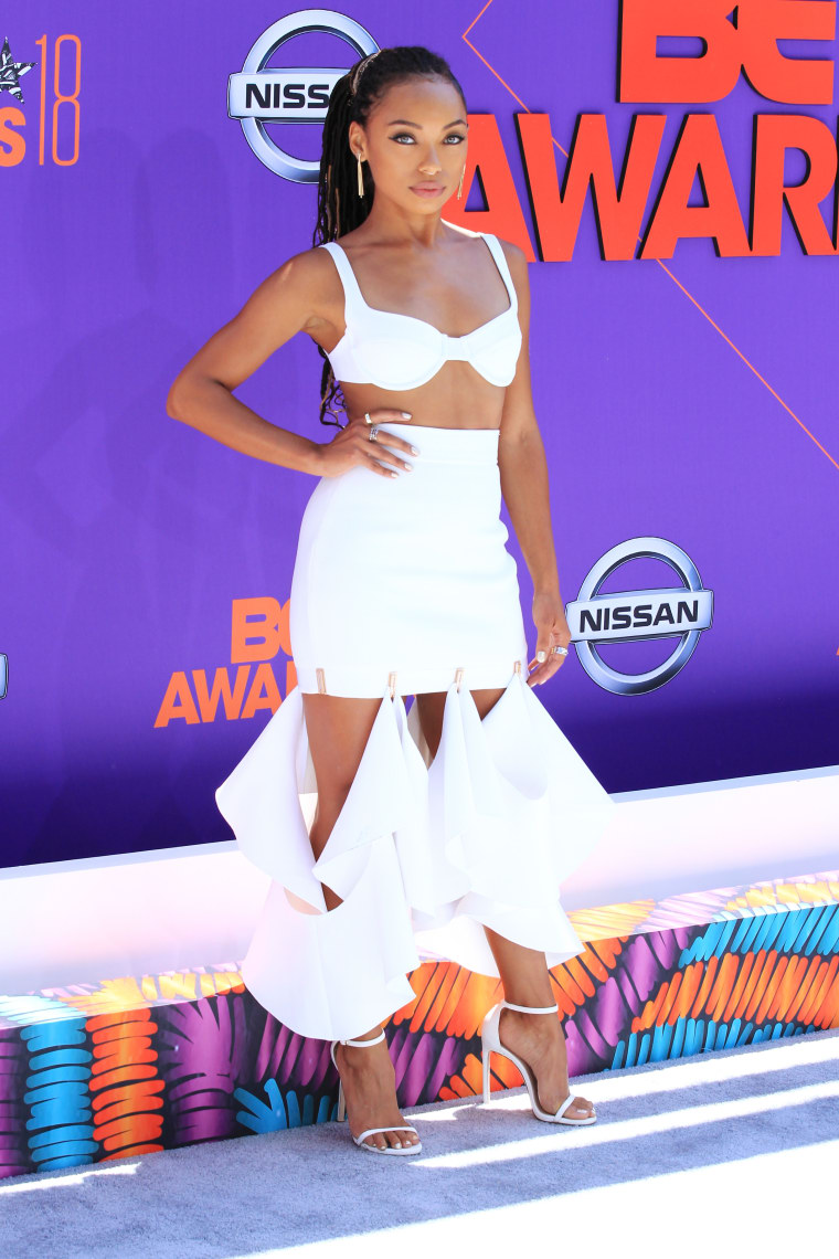 Here are the best looks from the 2018 BET Awards