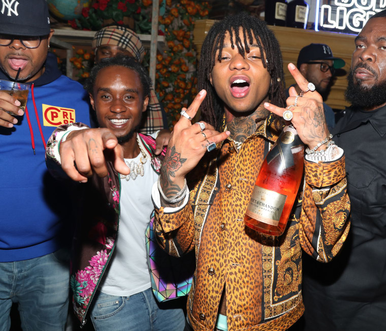Rae Sremmurd's home was reportedly robbed