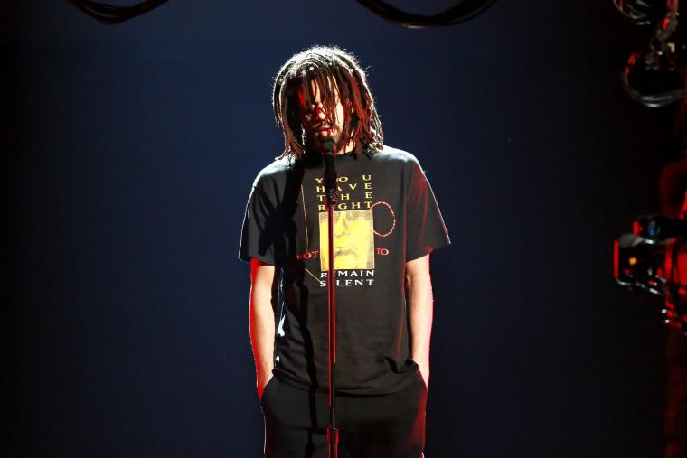 J. Cole confirms he's recording a third Dreamville collaborative album