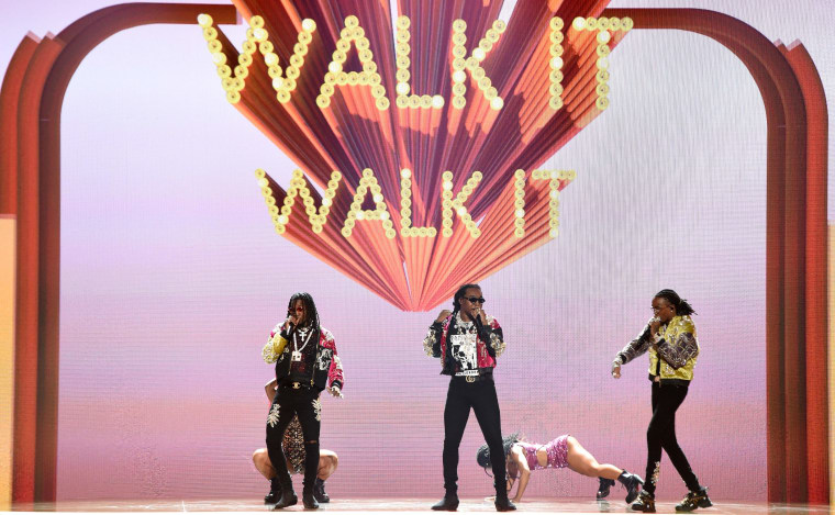 "Migos sued by rapper claiming they copied ""Walk It Talk It"""