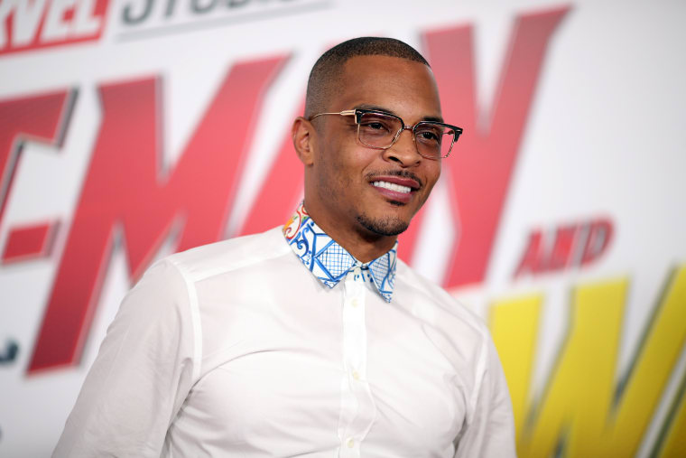 T.I. charged with three misdemeanors after May arrest