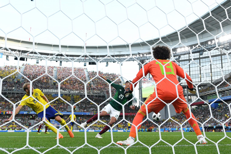 This is what it was like to photograph all of Mexico's highs and lows at the World Cup