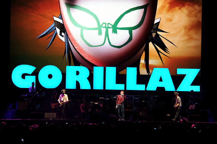 A collaboration between Gorillaz and Tame Impala might be on the way