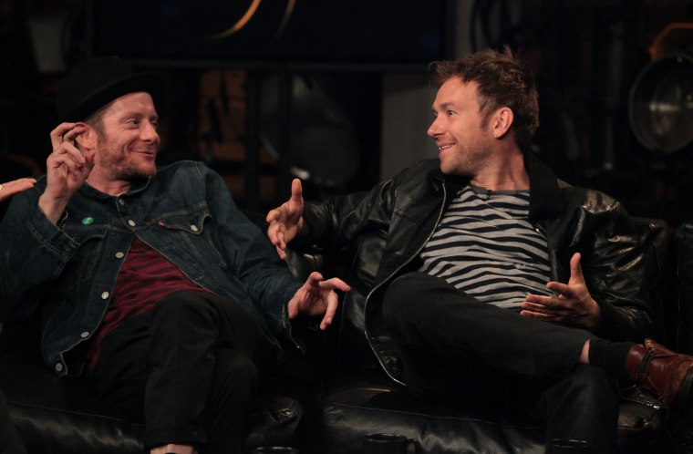 Jamie Hewlett And Damon Albarn On The Politics Of <i>Plastic Beach</i>
