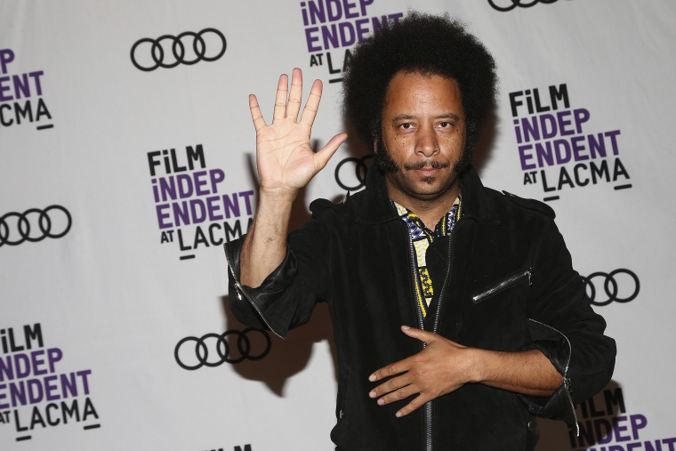 "Boots Riley criticizes <i>Joker</i>, says superhero films are ""cop movies"""