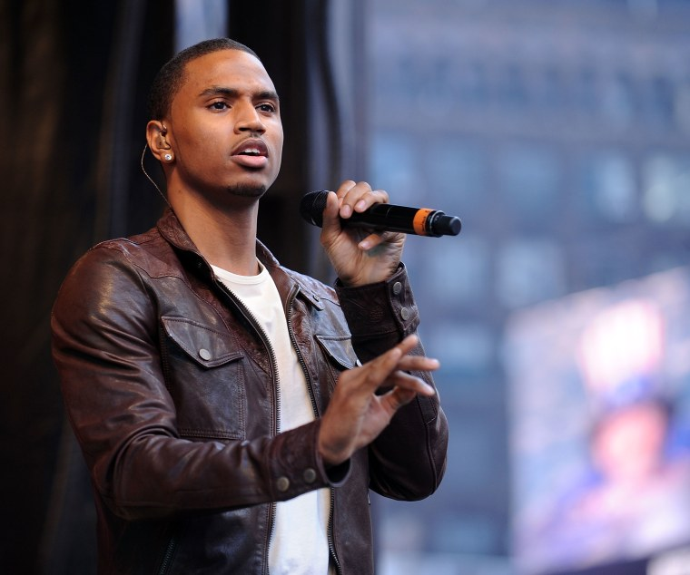 Domestic violence charges against Trey Songz reportedly dismissed