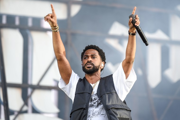 Big Sean says he'll be singing more on his next album