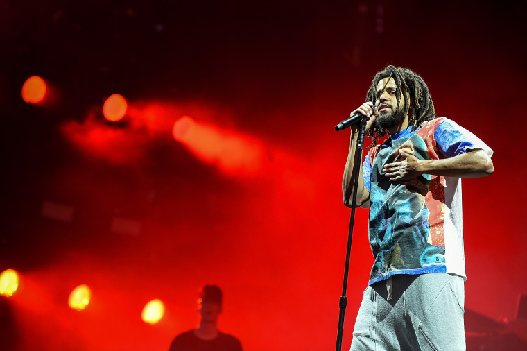 J. Cole teases next album, <i>The Fall Off</i>, will arrive in 2020