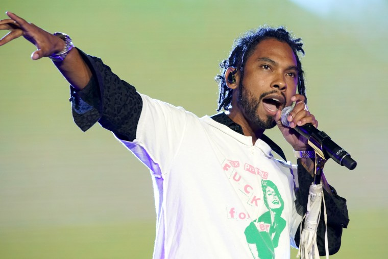 "Miguel shares new song ""Vote"""