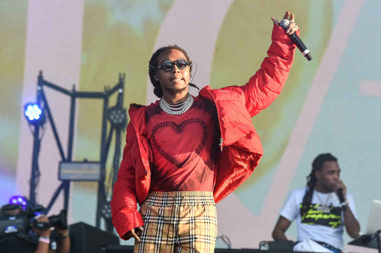 Takeoff will release solo album <I>The Last Rocket</i> next week