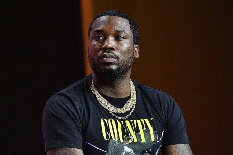 Meek Mill talks prison reform on Jason Flom's Wrongful Conviction podcast