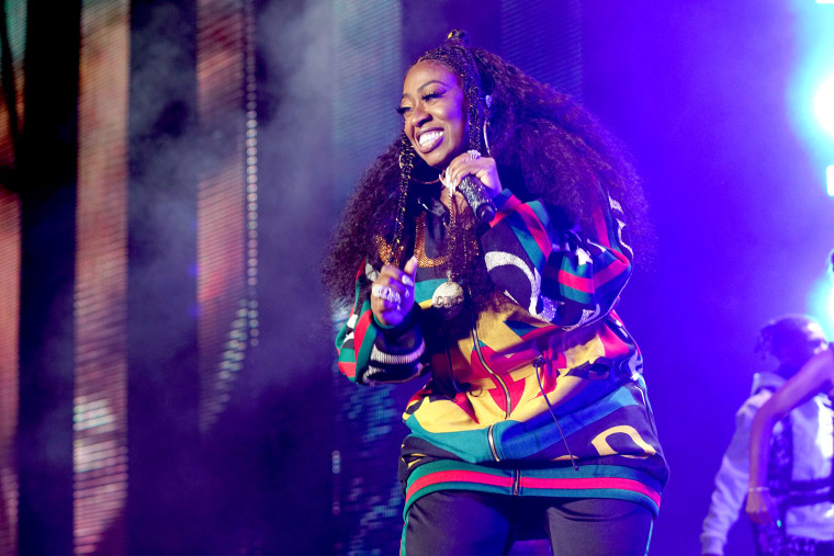 Missy Elliott becomes first woman rapper to be nominated for Songwriters Hall of Fame