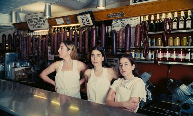 HAIM are pushing back the release of their new album, <i>Women In Music Pt. III</i>