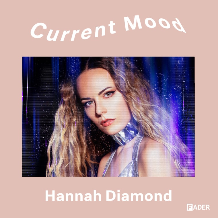 CURRENT MOOD: Listen to Hannah Diamond's ultimate winter playlist