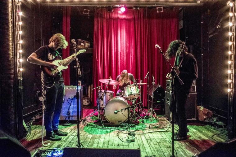 "Psych-Rock Trio Heaters Release ""Centennial"""