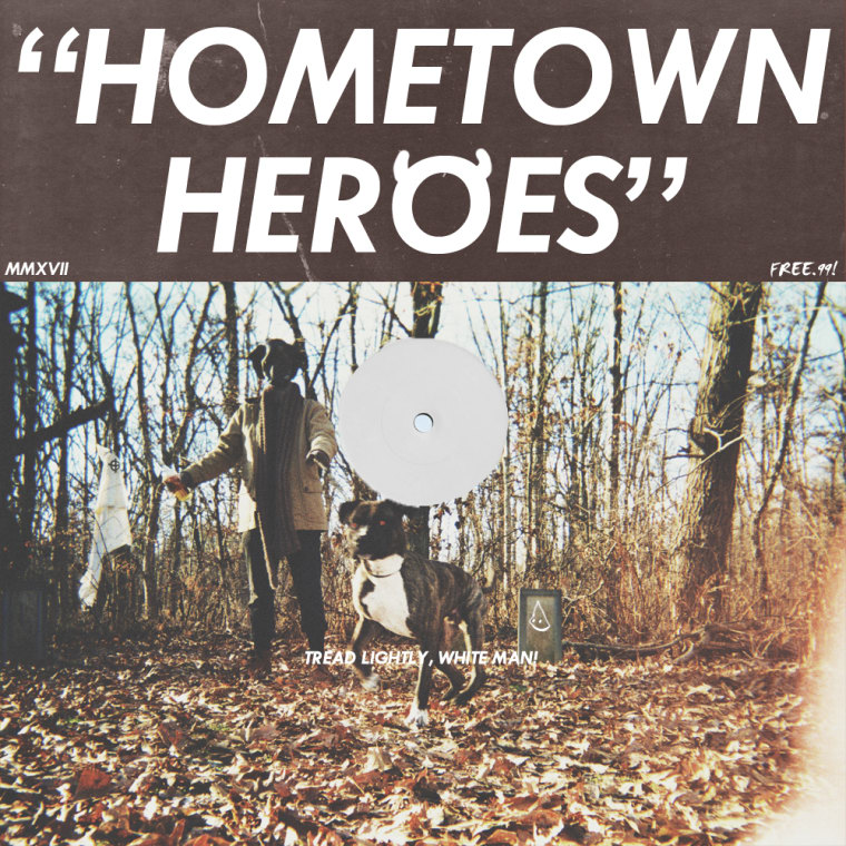 "Frank Leone's ""Hometown Heroes"" Is Equal Parts Anger And Action"