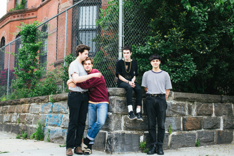 Listen To Hoops's Debut Self-Titled EP In Full