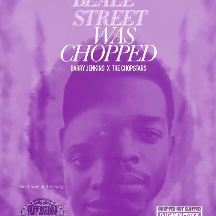 Listen to a chopped and screwed version of the <I>If Beale Street Could Talk</i> soundtrack