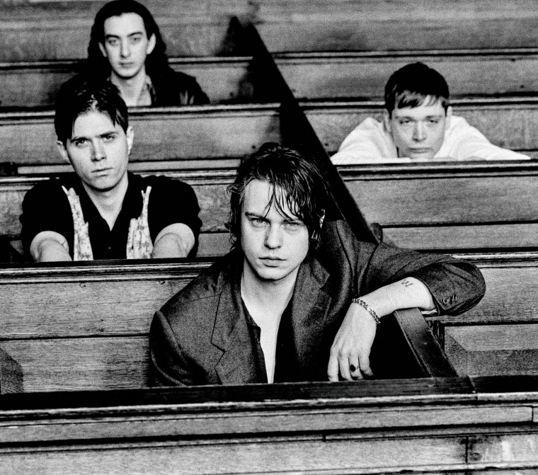 Iceage announce <I>Beyondless</i> album, share new song with Sky Ferreira
