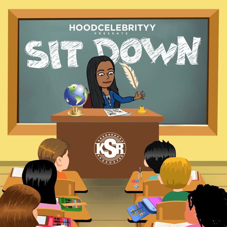 """Blast HoodCelebrityy's """"Sit Down"""" For Your Haters When They Get Out Of Line"""
