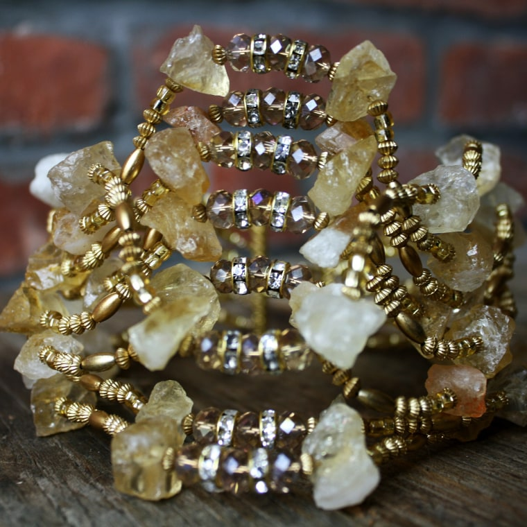 Reign Apiim Makes Jewelry From Healing Crystals To Make You Feel Regal