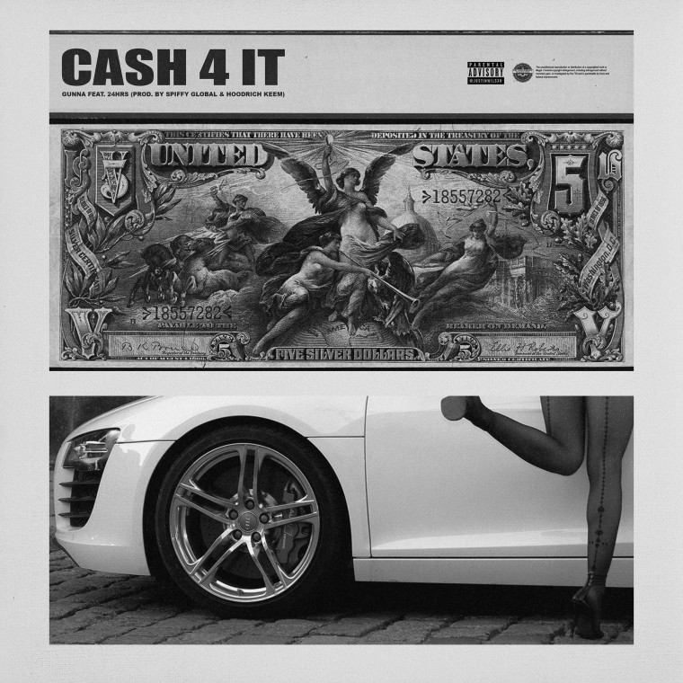 "Spiffy Global's ""Cash 4 It"" sounds like what blowing a bag feels like"