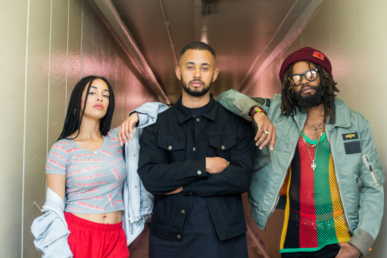Reggae Meets Jungle In This Mad Collaboration Between Cadenza, Jorja Smith, And Dre Island
