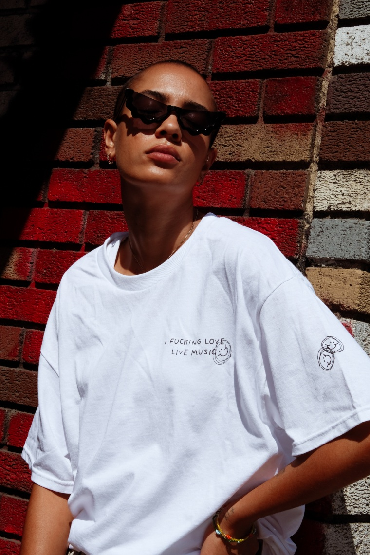 Support live music venues with The FADER and This T-Shirt's new merch collection