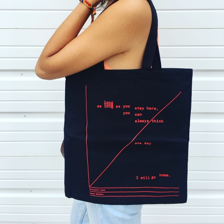 <i>Before We Were Banned's</i> tote will tug on your heartstrings